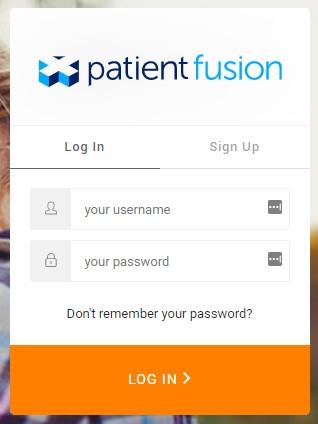 login.patientfusion.com