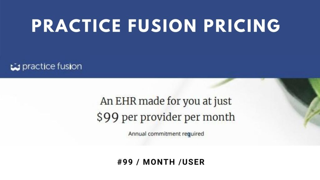 practice fusion pricing