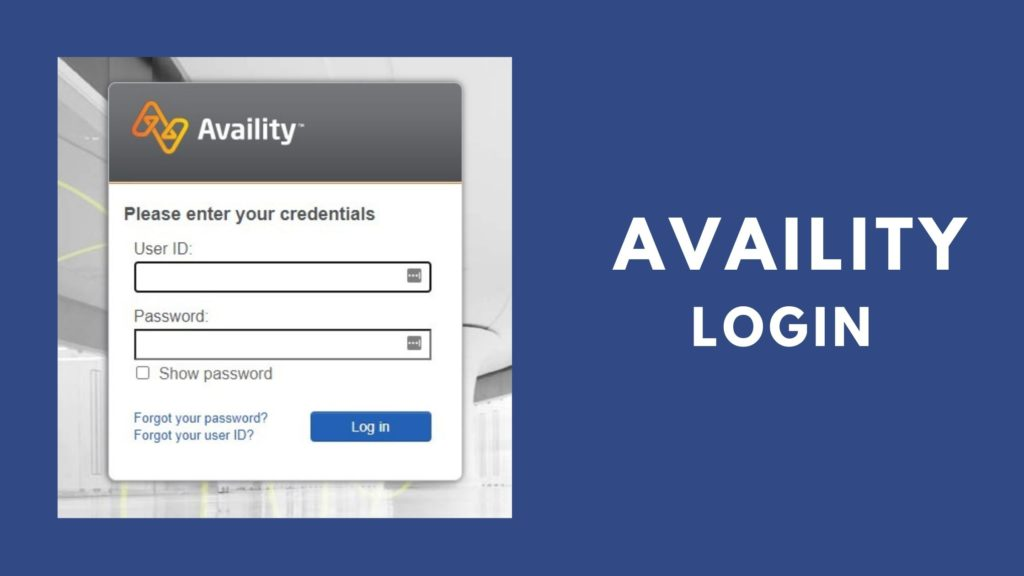 availity login