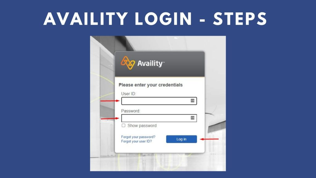 availity login guide image