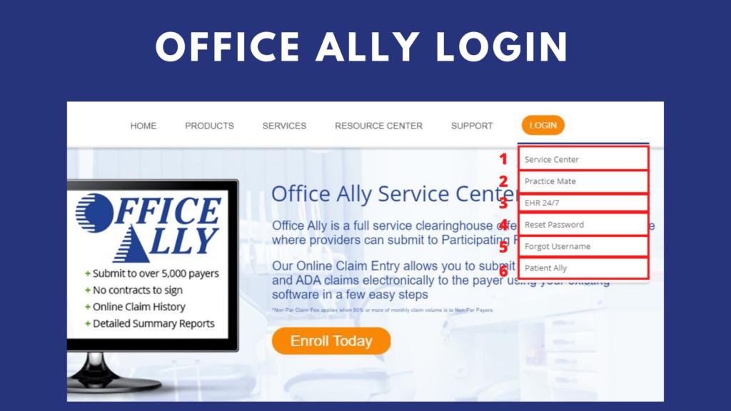 office ally login