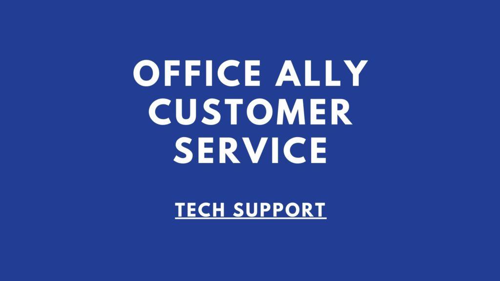 office ally customer service
