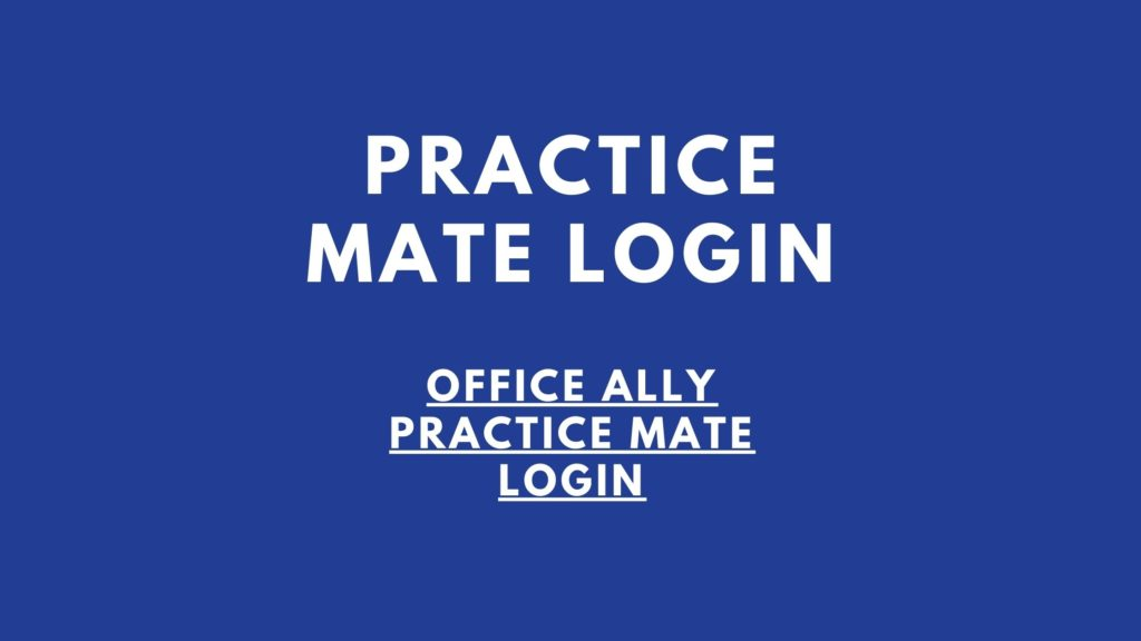 practice mate login